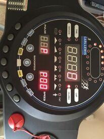 Carl Lewies treadmill
