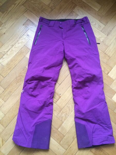arcteryx womens m skihose mit futter in m nchen bogenhausen ebay kleinanzeigen. Black Bedroom Furniture Sets. Home Design Ideas