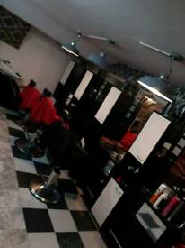 Retail Mobile Phone repair shop and Barbers for Sale! 2 in 1 business