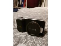 BlackMagic Pocket Cinema Camera with loads of extras.