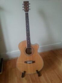 Used Tanglewood Guitar