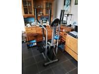 Exercise Bike/ Cross Trainer