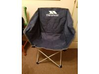 Sturdy and Comfortable Stephen Hawking Fishing Chair - USED ONCE