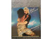 Rod Stewart Blondes have more fun vinyl lp