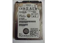 HITACHI 320GB SATA 2.5 inch LAPTOP HARD DRIVE. ( HCC543232A7A380 )