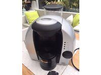 Braun Tassimo 3107-single Serve Coffee, Tea, Cappuccino , Espresso Maker
