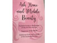 Ash home & mobile beauty