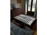 Next Brompton double bed