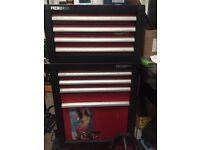 Sealey Premier tool box