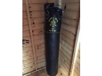 Golds gym heavy punch bag