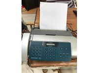 Canon fax, telephone, printer and copier in very good working order for quick sale.