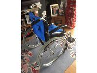 Lightweight wheelchair exel G-LITE