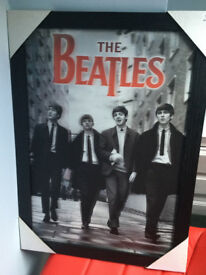 Beatles Hollogram Picture