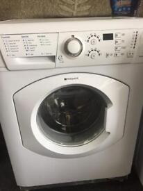 7kg hotpoint washing machine with 6 month warranty £129 can be delivered