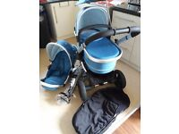 Icandy peach jogger REDUCED PRICE