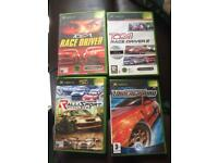 For sale 9 Xbox dvd games