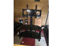 TV stand for sale. Now my TV is wall mounted. This stand is surplus to my requirement.