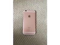 Apple iPhone 6s rose gold for sale