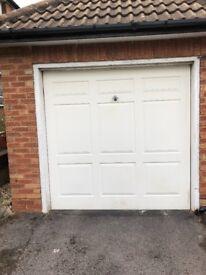 Garage Door White