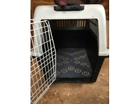 Dog Carrier - ferplast Atlas Professional 60, great travel kennel, air certified for medium dog