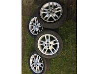 Fiat Punto 16v Sporting Alloy Wheels