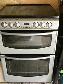 Stoves Newhome ECH600DOa freestanding cooker. Good condition
