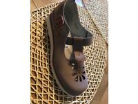 Kickers t bar sandals size 6
