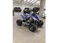 Yamaha Raptor 700r supermoto edition