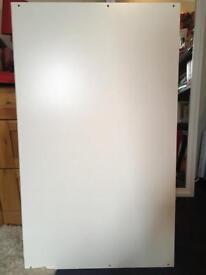 REDUCED! 3 Ikea Komplement white shelves for Pax wardrobe
