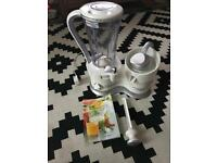 Smoothie maker & fruit press