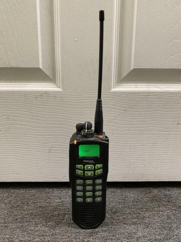 EF Johnson Ascend ES 5100 700/800 MHz FM Digital P25 Trunking Radio Only