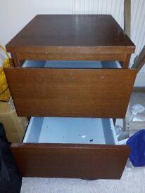 Used bedside cabinet for sale