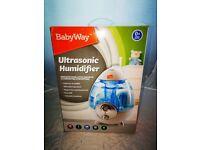 BabyWay Ultrasonic humidifier