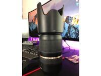 Tamron SP AF 70-300 F/4-5.6 Di VC USD lens for Nikon (Telephoto lens)