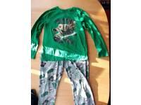 5 pairs 9-10 years pyjamas