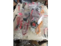 Job lot SATA hard drive cables It Is Less Then 20