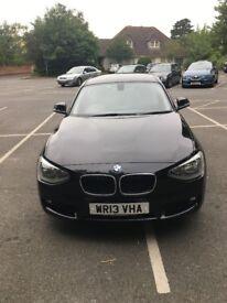 BMW 1 Series 116ED 2013 - Black - Efficient Dynamics Model