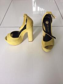 River Island heels size 4