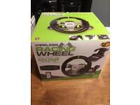 Wireless Xbox 360 wheel