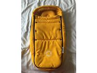 Bugaboo bee footmuff nearly new!