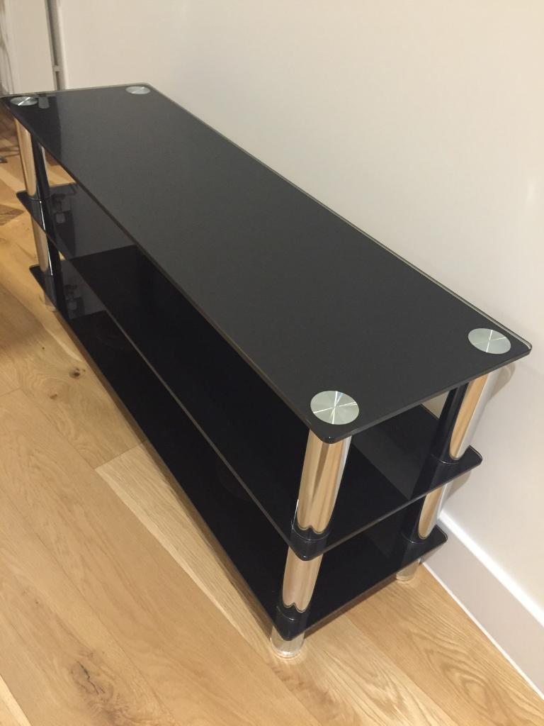 TV stand bench