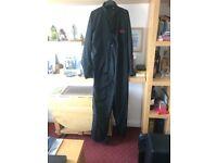 SIDI One Piece Rain Suit size Large