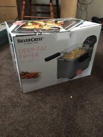 Silvercrest Deep Fat Fryer