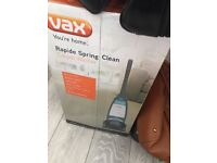 Vax carpet shampooer
