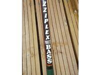 ZZIPLEX POWERTEX BASS RODS X 2