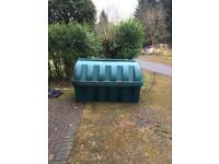 oil tank 2500 litres diesel heating oil