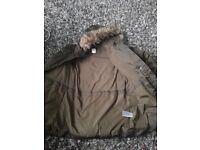 Girls green Gap jacket. Size XL.