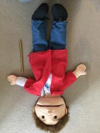 Therapy puppet - Charlie