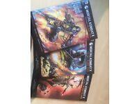 Mortal Combat X volumes 1-3