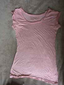 Light-Pink Top from Buddha Wear